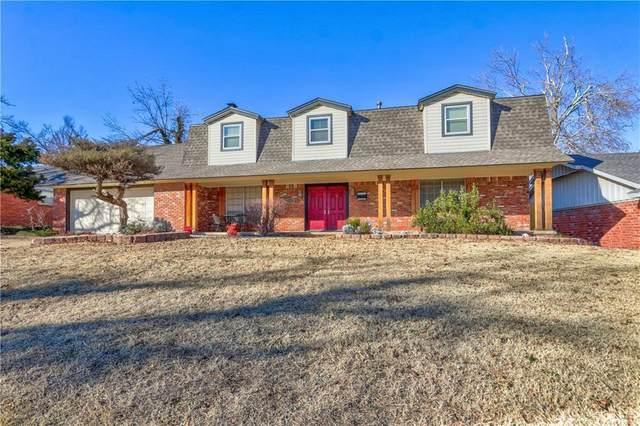4605 NW 33 Drive, Oklahoma City, OK 73112 (MLS #944666) :: Erhardt Group at Keller Williams Mulinix OKC