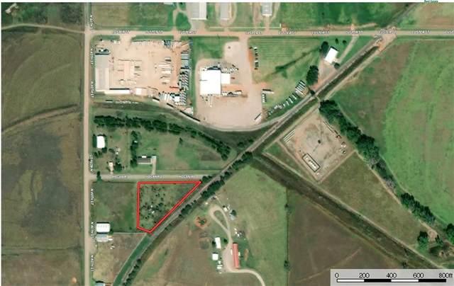 Riverview Industrial Park, Clinton, OK 73601 (MLS #944708) :: Homestead & Co