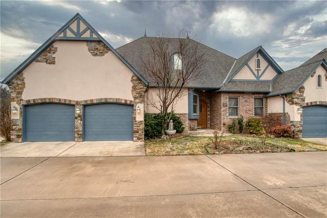 3816 Villas Creek Court, Edmond, OK 73003 (MLS #944732) :: Homestead & Co