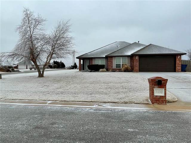 3400 First Capitol Circle, Guthrie, OK 73044 (MLS #944759) :: Your H.O.M.E. Team