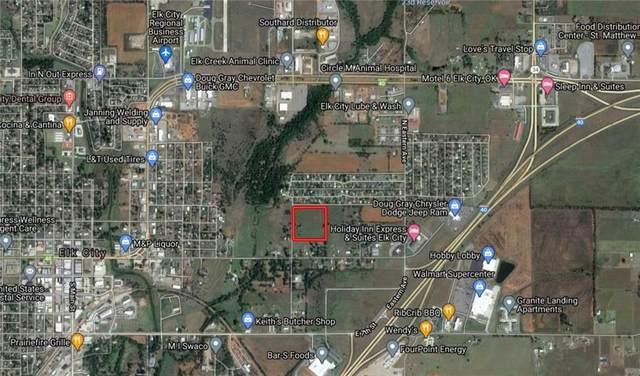 Lester, Elk City, OK 73644 (MLS #944815) :: Homestead & Co