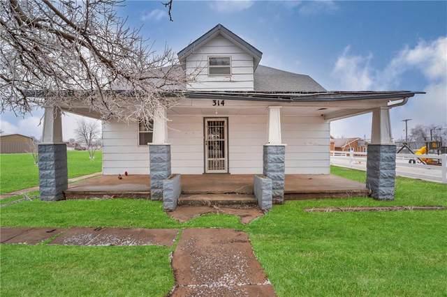 314 E Fourth Street, Leedey, OK 73654 (MLS #944846) :: Meraki Real Estate
