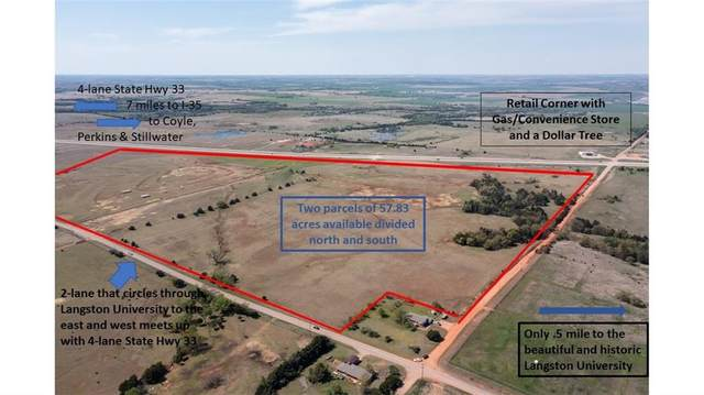 W Hwy33-Henney Rd-Old Hwy 33 Road, Coyle, OK 73050 (MLS #944863) :: Keller Williams Realty Elite