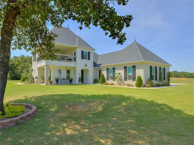16255 NE 10th Street, Choctaw, OK 73020 (MLS #944913) :: The UB Home Team at Whittington Realty