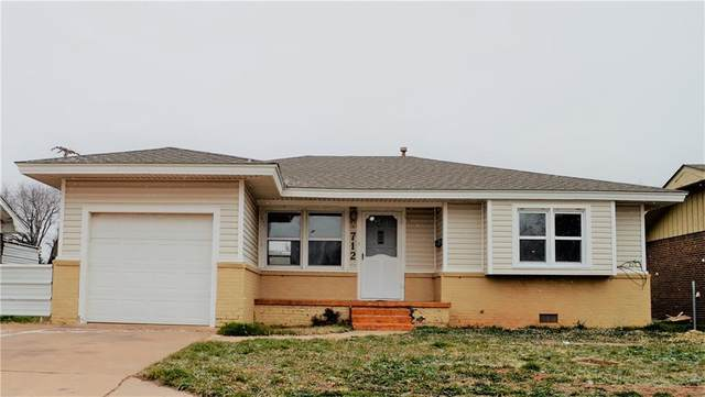 712 Coventry Circle, Cordell, OK 73632 (MLS #944938) :: Homestead & Co