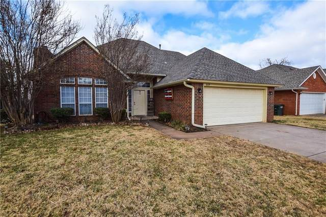 609 Colony Drive, Edmond, OK 73003 (MLS #944991) :: Your H.O.M.E. Team