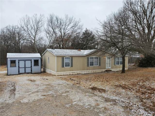 16110 Kings Road, Shawnee, OK 74801 (MLS #945178) :: Erhardt Group at Keller Williams Mulinix OKC