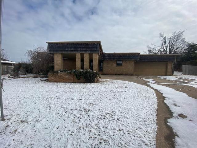 2000 Brookhaven Drive, Edmond, OK 73034 (MLS #945288) :: Your H.O.M.E. Team