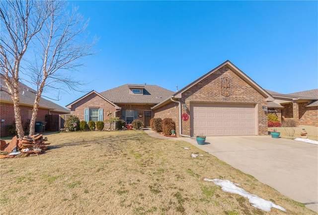 3813 Montclair Drive, Edmond, OK 73013 (MLS #945318) :: Homestead & Co