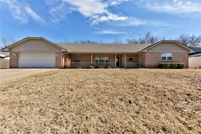 3913 Pine Ridge Road, Shawnee, OK 74804 (MLS #945338) :: Homestead & Co