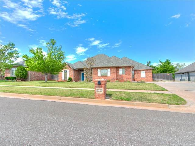 5209 NW 120th Street, Oklahoma City, OK 73162 (MLS #945341) :: Erhardt Group at Keller Williams Mulinix OKC