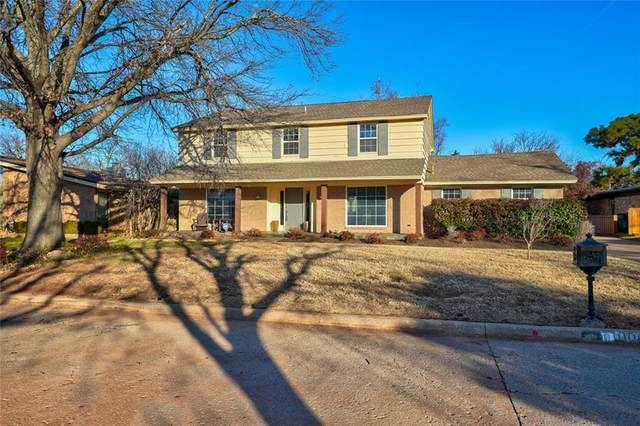 11000 Redbud Lane, Oklahoma City, OK 73120 (MLS #945361) :: Your H.O.M.E. Team