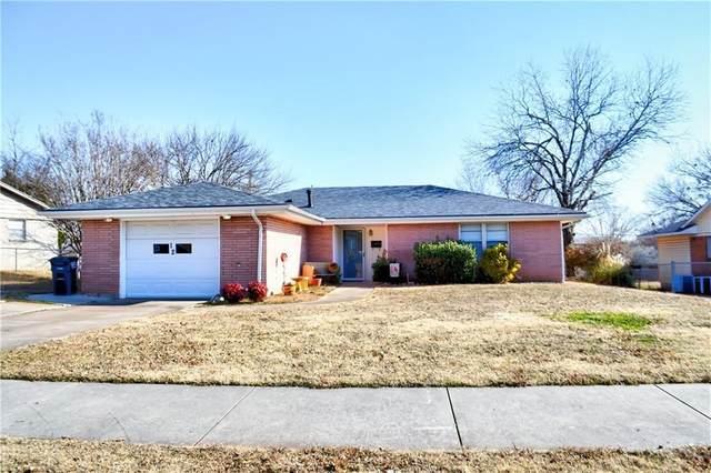 12 Seneca Drive, Shawnee, OK 74801 (MLS #945398) :: KG Realty