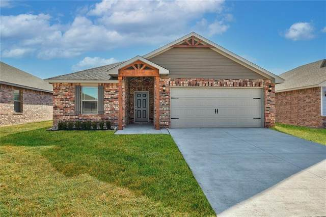 613 Saint James Place, Newcastle, OK 73065 (MLS #945410) :: KG Realty