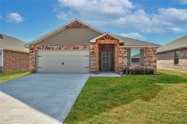 801 Saint James Place, Newcastle, OK 73065 (MLS #945412) :: KG Realty