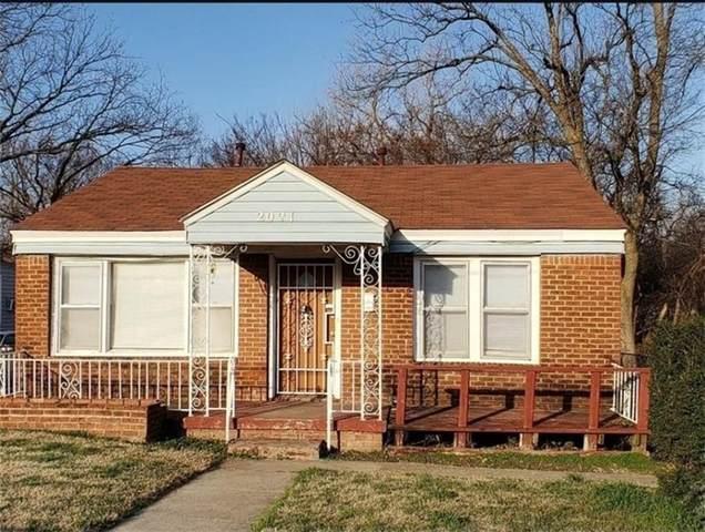 2021 N Page Avenue, Oklahoma City, OK 73111 (MLS #945444) :: KG Realty