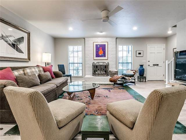 7802 Old Hickory Lane, Oklahoma City, OK 73116 (MLS #945494) :: Homestead & Co