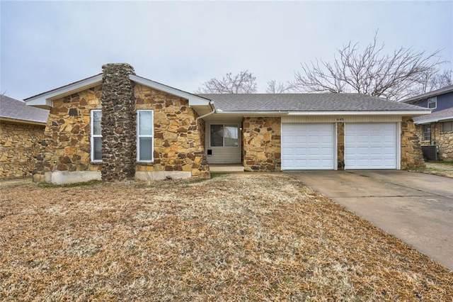 645 Lloyd Avenue, Midwest City, OK 73130 (MLS #945542) :: Homestead & Co