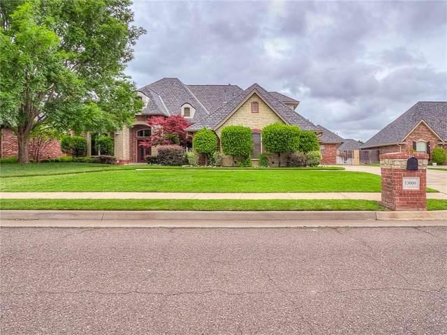 13000 Doriath Way, Oklahoma City, OK 73170 (MLS #945586) :: KG Realty