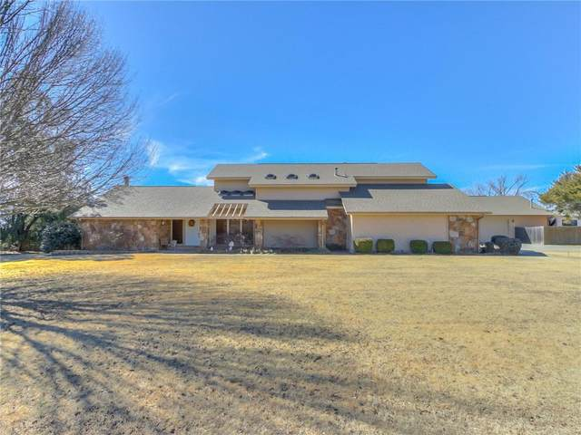 711 Timberridge Lane, Cushing, OK 74023 (MLS #945599) :: Keller Williams Realty Elite