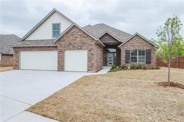 11205 Eagle Court, Yukon, OK 73099 (MLS #945617) :: Your H.O.M.E. Team