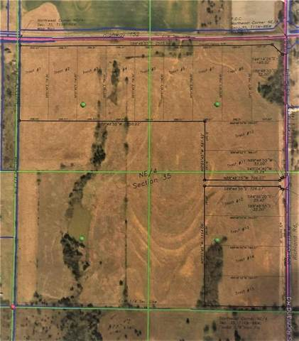 Tract 2 Highway 152 & Richland Road, Mustang, OK 73064 (MLS #945623) :: Homestead & Co