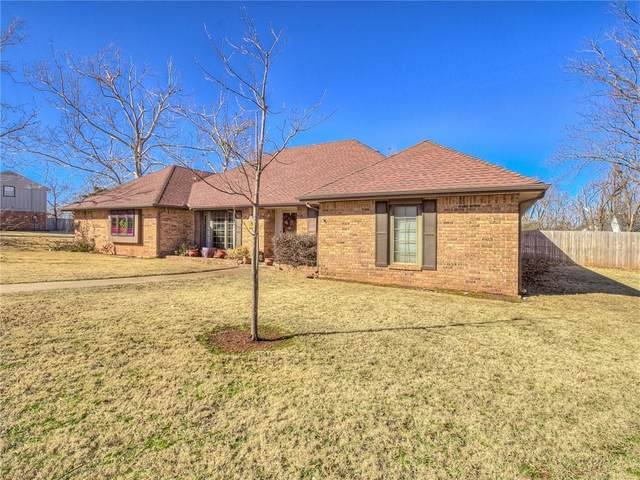 501 Ridge Road, Edmond, OK 73034 (MLS #945668) :: Homestead & Co
