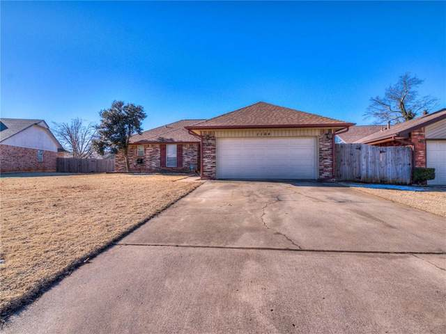 1104 Cedar Hill Place, Midwest City, OK 73110 (MLS #945688) :: The UB Home Team at Whittington Realty