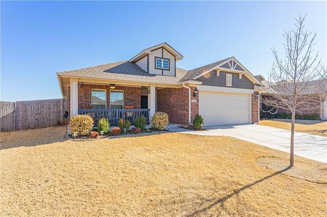 3311 Bergen Peak Drive, Norman, OK 73069 (MLS #945690) :: The UB Home Team at Whittington Realty