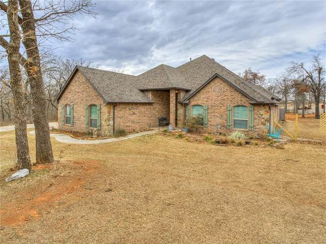 2256 County Road 1312, Blanchard, OK 73010 (MLS #945698) :: KG Realty