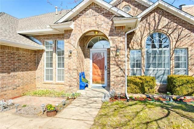 1309 Copperfield Drive, Edmond, OK 73003 (MLS #945704) :: The UB Home Team at Whittington Realty