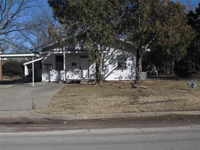 103 N Rangeline Street, Tecumseh, OK 74873 (MLS #945717) :: Keller Williams Realty Elite