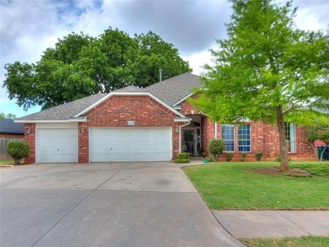 12320 Greenlawn Avenue, Oklahoma City, OK 73170 (MLS #945743) :: Homestead & Co