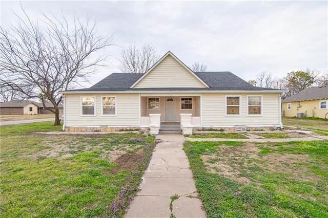 202 S 6th Street, Davis, OK 73030 (MLS #945757) :: ClearPoint Realty