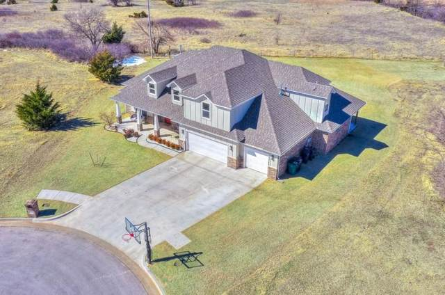 10181 NW 100th Street, Yukon, OK 73099 (MLS #945761) :: Your H.O.M.E. Team