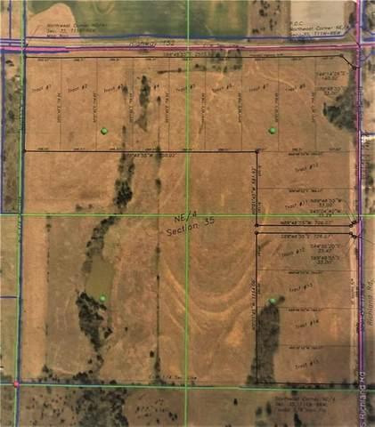 Tract 7 Highway 152 & Richland Road, Mustang, OK 73064 (MLS #945763) :: Keller Williams Realty Elite