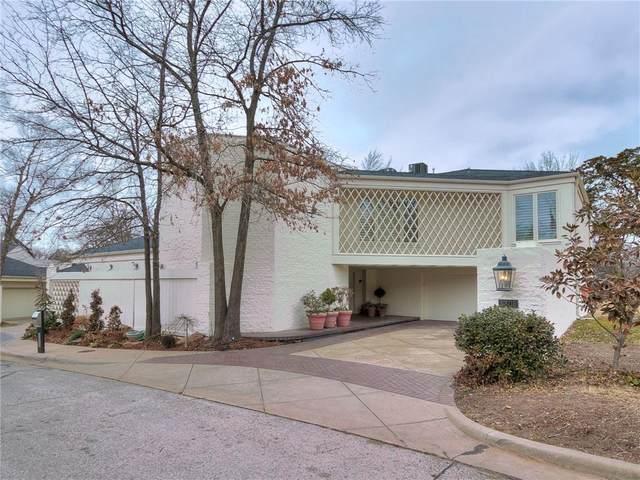 1308 Brookside Drive, Norman, OK 73072 (MLS #945817) :: Keller Williams Realty Elite