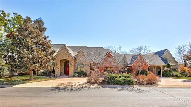 700 Crystal Creek Place, Edmond, OK 73034 (MLS #945857) :: Homestead & Co