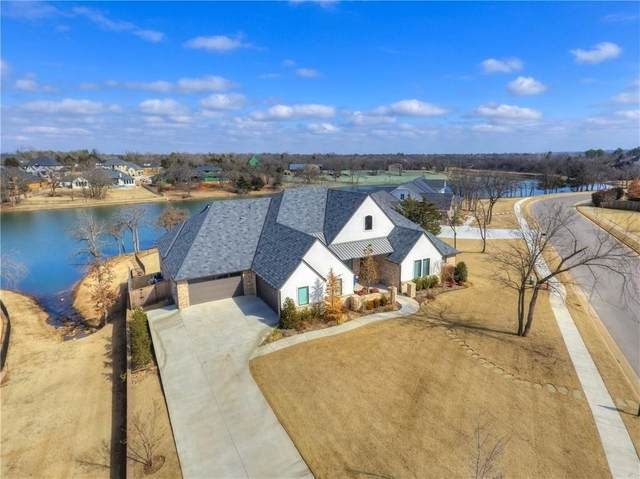 4908 Shades Bridge Road, Edmond, OK 73034 (MLS #945867) :: Homestead & Co