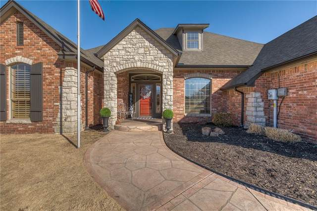 7101 NW 32nd Street, Bethany, OK 73008 (MLS #945894) :: The UB Home Team at Whittington Realty