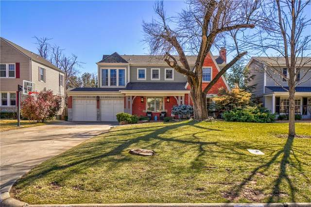 1114 Tedford Way, Nichols Hills, OK 73116 (MLS #946901) :: KG Realty