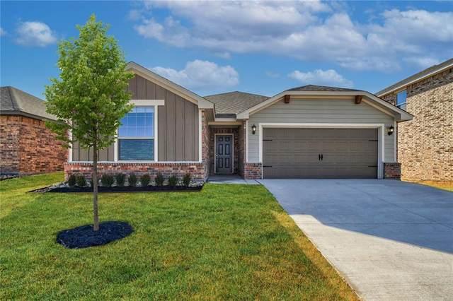 1717 Burgundy Drive, El Reno, OK 73036 (MLS #946923) :: KG Realty