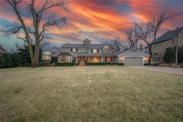 1812 Devonshire Street, Nichols Hills, OK 73116 (MLS #946932) :: Homestead & Co