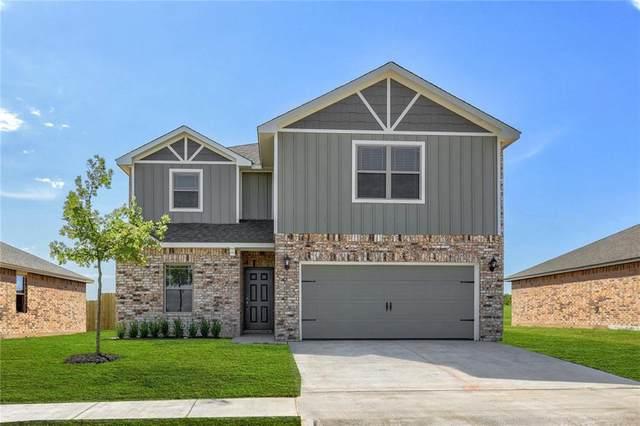 1716 Burgundy Drive, El Reno, OK 73036 (MLS #946936) :: KG Realty
