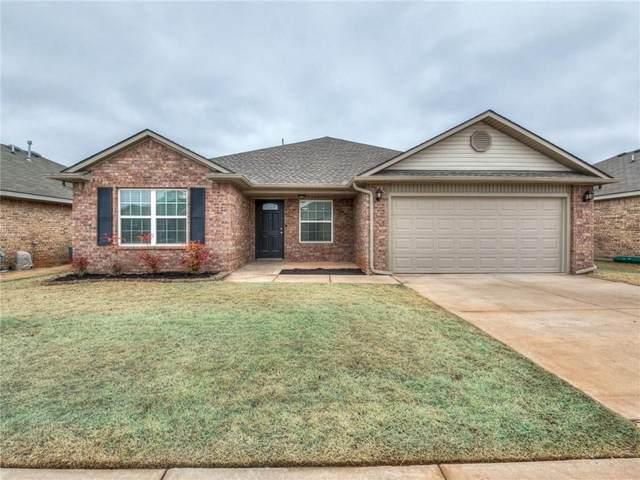 9604 Evie Drive, Moore, OK 73160 (MLS #946941) :: Maven Real Estate