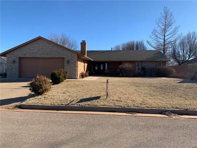 204 Elkview Drive, Elk City, OK 73644 (MLS #946954) :: Homestead & Co