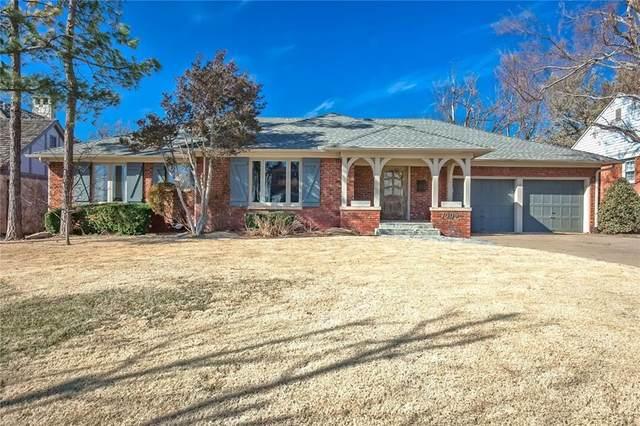 7009 Trenton Road, Nichols Hills, OK 73116 (MLS #947031) :: Homestead & Co