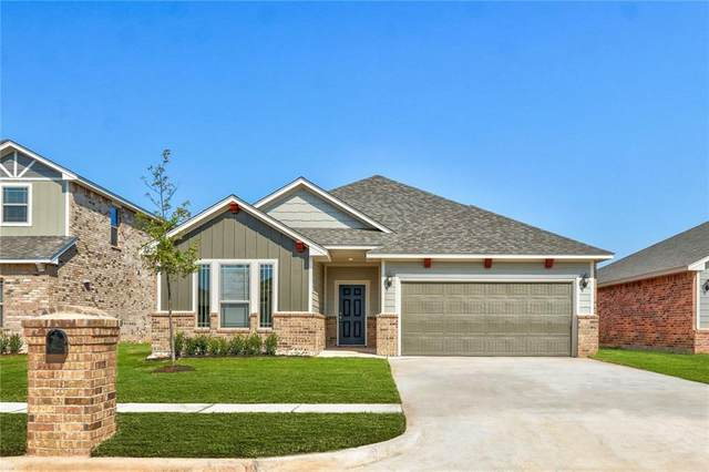 805 Saint James Place, Newcastle, OK 73065 (MLS #947125) :: Maven Real Estate