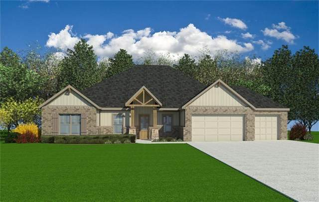 6120 Lincoln Road, Edmond, OK 73025 (MLS #947136) :: Homestead & Co