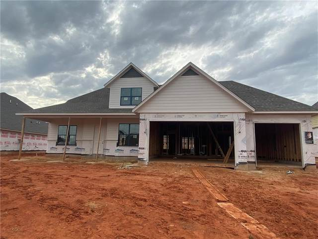 15909 Meadow Rue Lane, Edmond, OK 73013 (MLS #947140) :: KG Realty